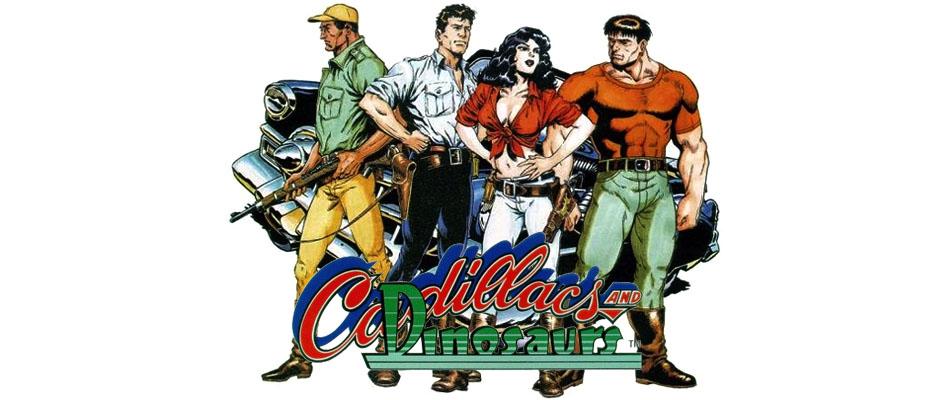 Cadillac and Dinosaurs (1993)