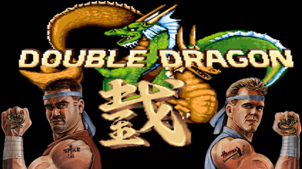 Double Dragon Part 1 and Part 2 (1987 and 1988)