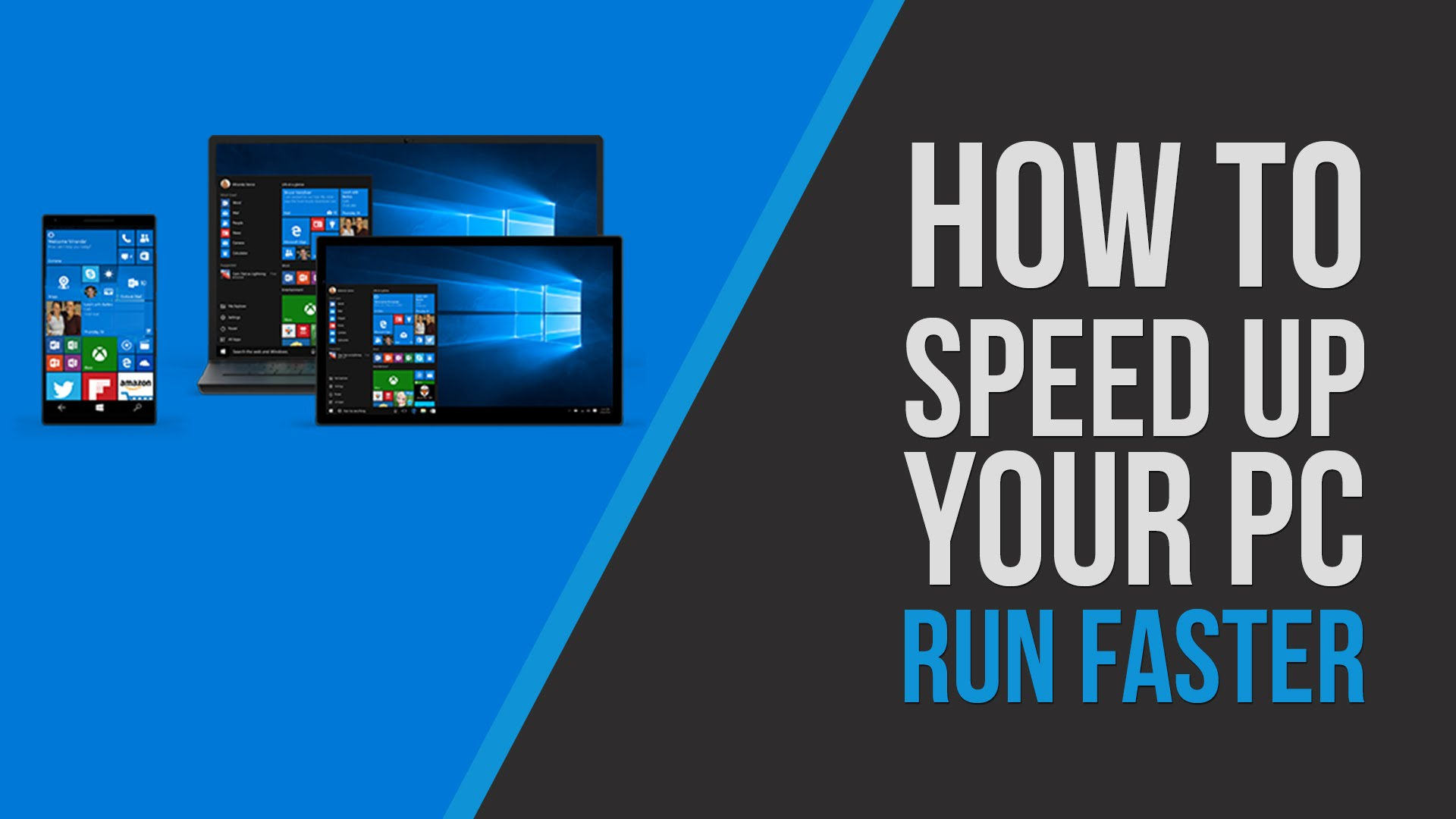 Speed Up Your Windows PC