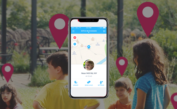 How to Monitor Location of Your Kids and Employees